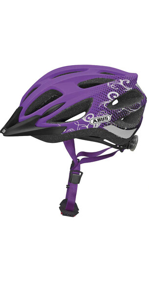 ABUS New Gambit Helm maori purple
